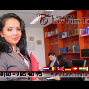 International Law Firm Taheri